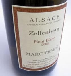 Alsacepinotblanczellenberg20051